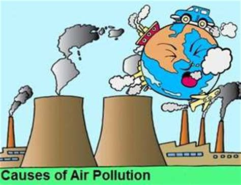 Problem solution essay about air pollution